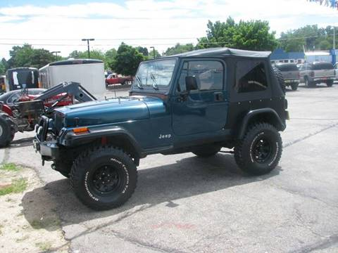 1995 Jeep Wrangler for sale in Boise, ID