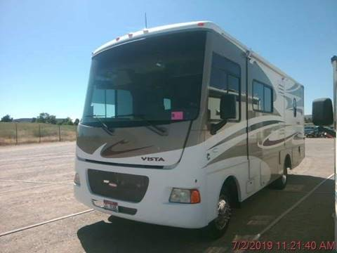 2012 Winnebago vista WFE26P for sale at KNAPP AUTO in Meridian ID
