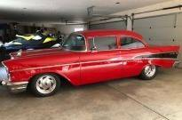 1957 Chevrolet 210 for sale at KNAPP AUTO in Meridian ID