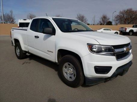 2016 Chevrolet Colorado Work Truck for sale at KNAPP AUTO in Meridian ID