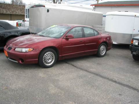 2000 Pontiac Grand Prix for sale in Boise, ID