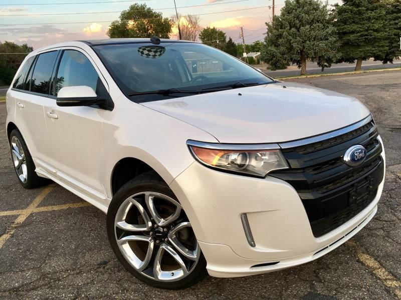 2013 Ford Edge Sport AWD 4dr Crossover - Thornton CO