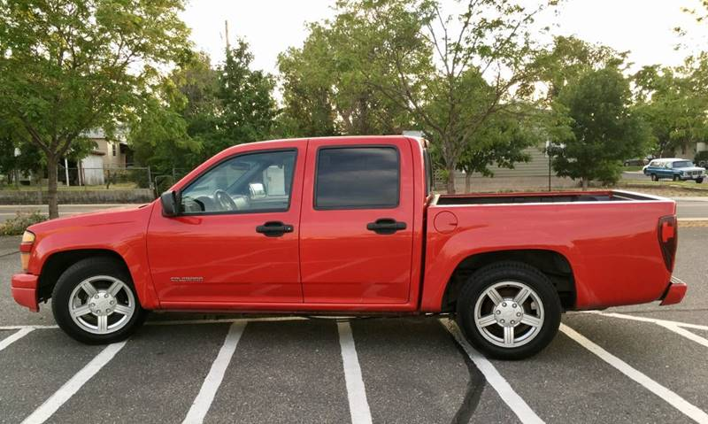2004 Chevrolet Colorado 4dr Crew Cab ZQ8 LS Rwd SB - Thornton CO