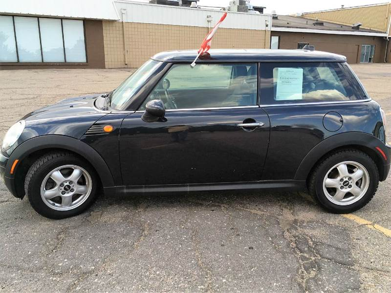 2008 MINI Cooper 2dr Hatchback - Thornton CO