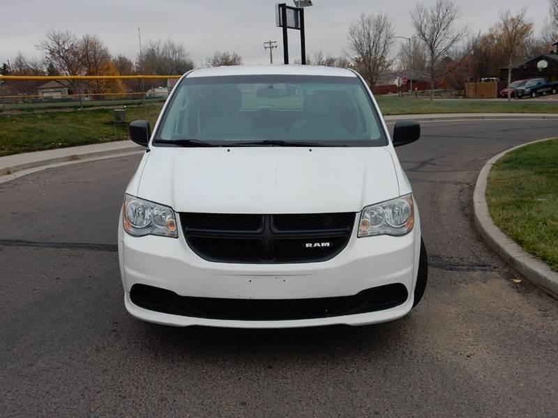 2012 RAM C/V 4dr Cargo Mini-Van - Thornton CO