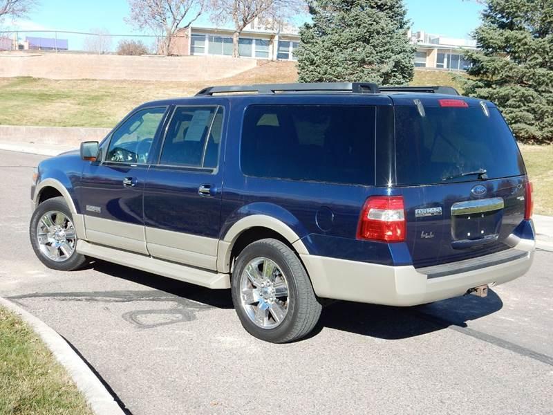 2008 Ford Expedition EL 4x2 Eddie Bauer 4dr SUV - Thornton CO