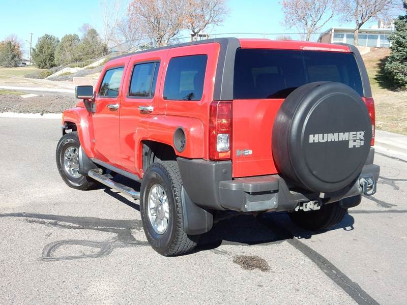 2007 HUMMER H3 4dr SUV 4WD - Thornton CO