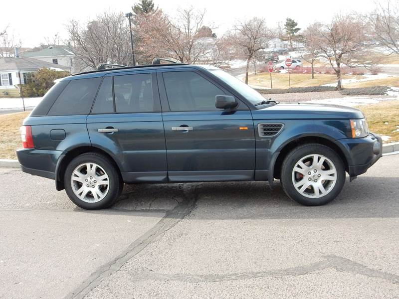 2006 Land Rover Range Rover Sport HSE 4dr SUV 4WD - Thornton CO