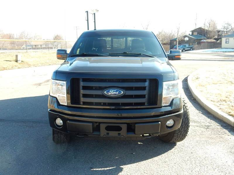 2010 Ford F-150 4x4 Lariat 4dr SuperCrew Styleside 5.5 ft. SB - Thornton CO