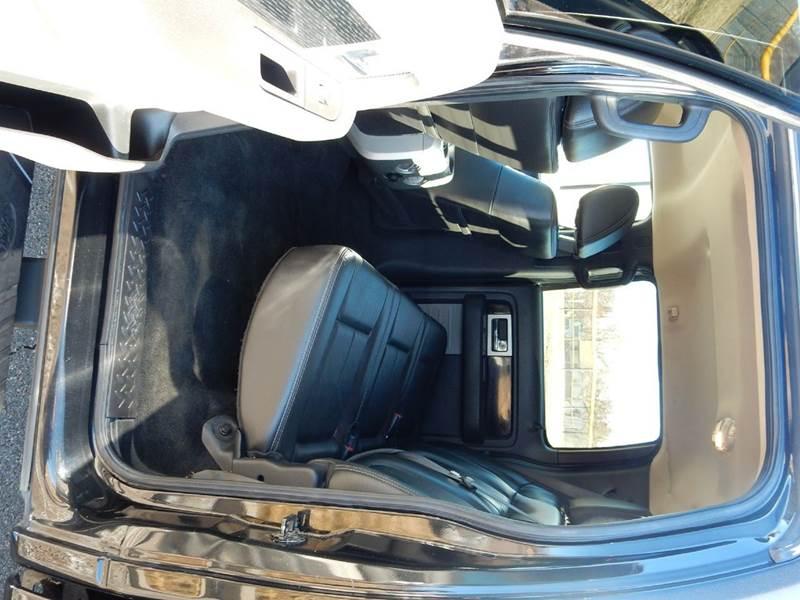 2010 Ford F-150 4x4 Lariat 4dr SuperCrew Styleside 5.5 ft. SB - Thornton CO