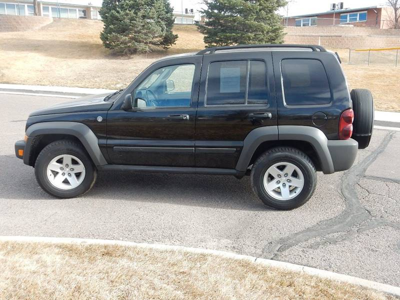 2007 Jeep Liberty Sport 4dr SUV 4WD - Thornton CO