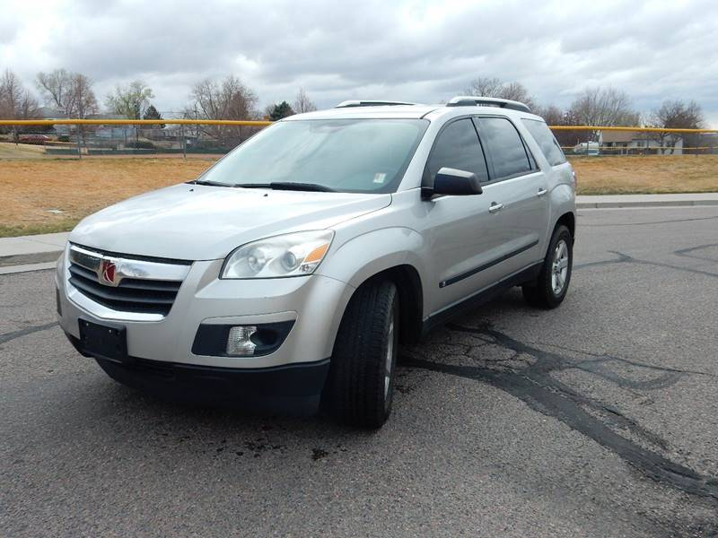 2008 Saturn Outlook AWD XE 4dr SUV - Thornton CO