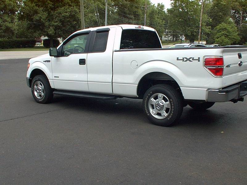 2014 Ford F-150 4x4 XLT 4dr SuperCab Styleside 6.5 ft. SB - Hatboro PA