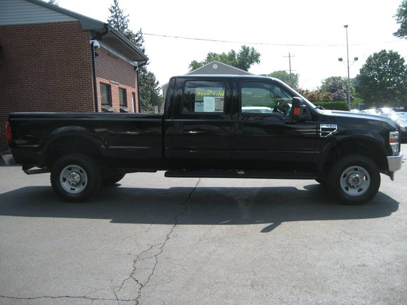 2010 Ford F-350 Super Duty 4x4 XL 4dr Crew Cab 8 ft. LB SRW Pickup - Hatboro PA