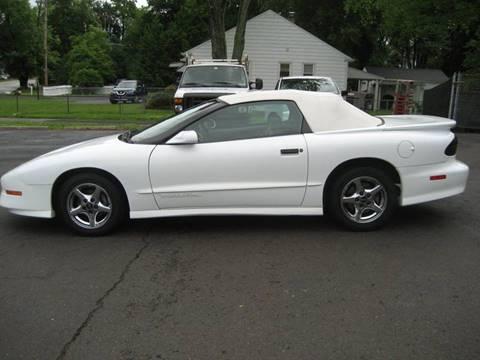 1997 Pontiac Firebird for sale in Hatboro, PA