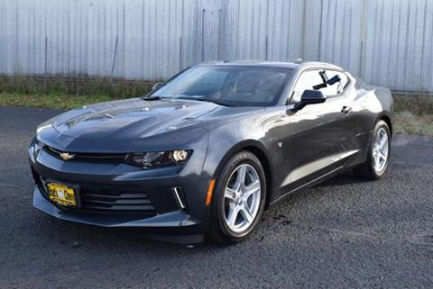 chevrolet camaro for sale in oregon. Black Bedroom Furniture Sets. Home Design Ideas