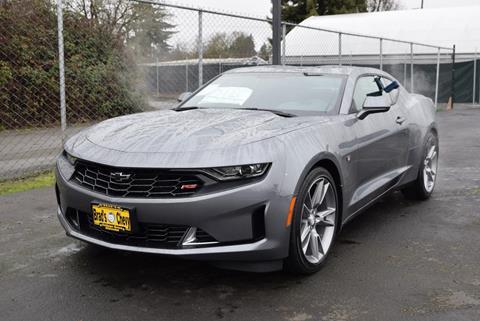 New Chevrolet Camaro For Sale In Oregon Carsforsale Com 174