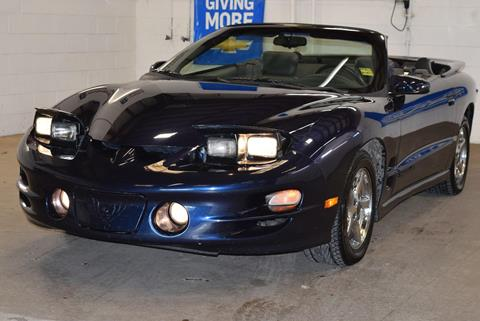 1999 Pontiac Firebird for sale in Cottage Grove, OR