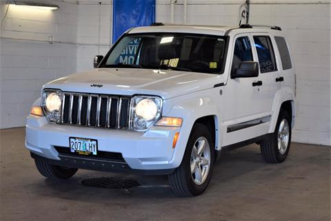 2011 Jeep Liberty for sale in Cottage Grove, OR