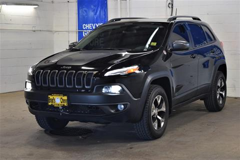 2018 Jeep Cherokee for sale in Cottage Grove, OR