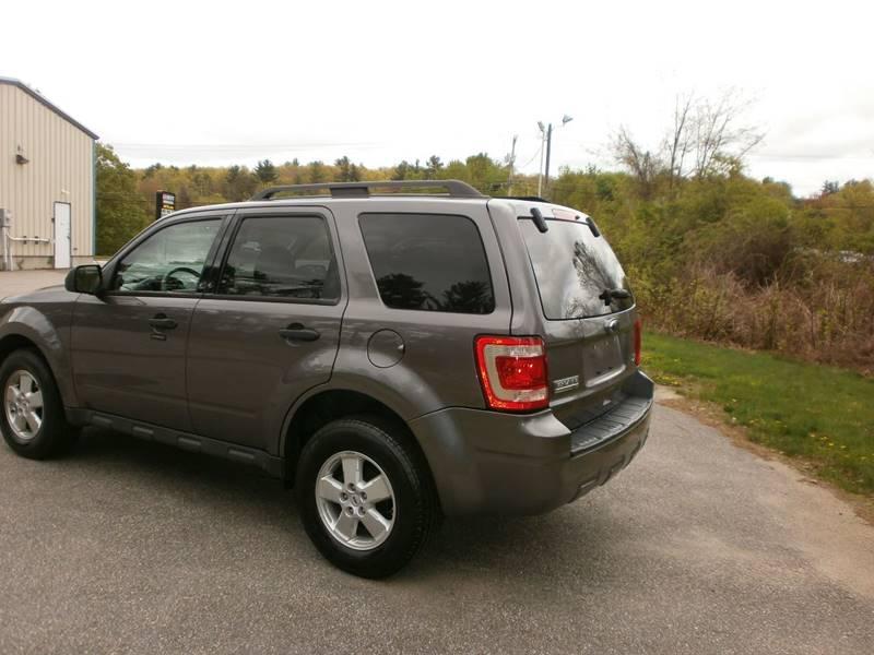2010 Ford Escape Xlt In Hooksett Nh Leavitt Brothers Auto
