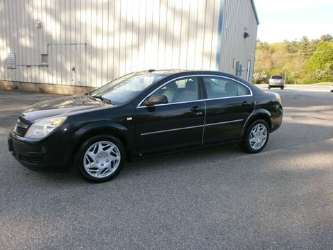 2008 Saturn Aura for sale at Leavitt Brothers Auto in Hooksett NH
