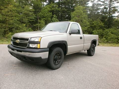 2006 Chevrolet Silverado 1500 for sale at Leavitt Brothers Auto in Hooksett NH