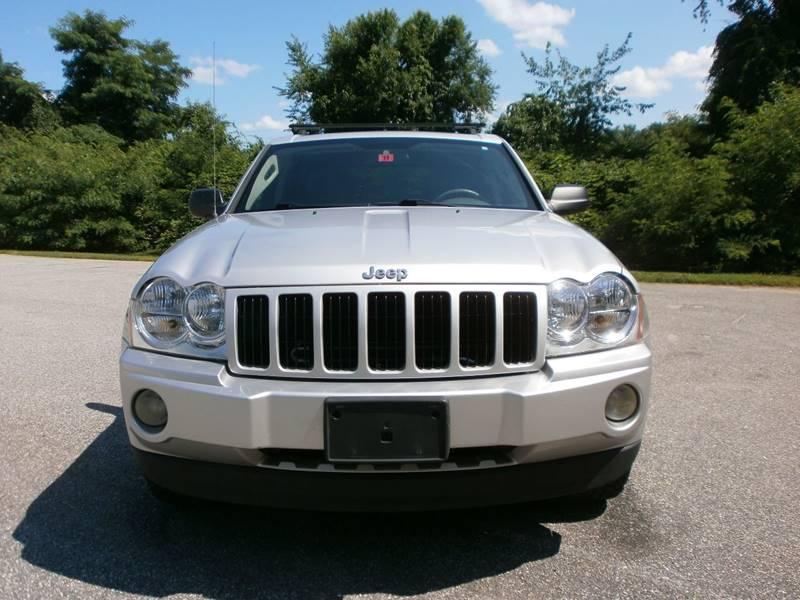 2005 Jeep Grand Cherokee 4dr Laredo 4WD SUV - Hooksett NH