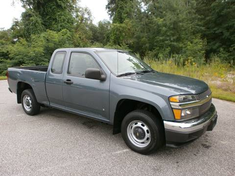 2006 Chevrolet Colorado for sale at Leavitt Brothers Auto in Hooksett NH