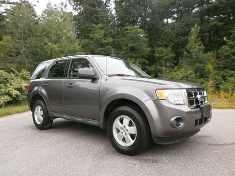 2010 Ford Escape for sale at Leavitt Brothers Auto in Hooksett NH