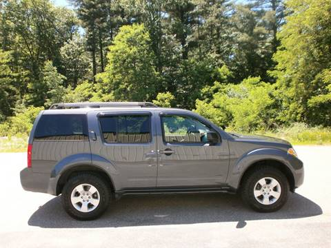 2012 Nissan Pathfinder for sale at Leavitt Brothers Auto in Hooksett NH