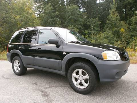 2006 Mazda Tribute for sale at Leavitt Brothers Auto in Hooksett NH