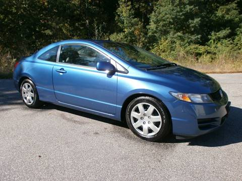 2011 Honda Civic for sale at Leavitt Brothers Auto in Hooksett NH