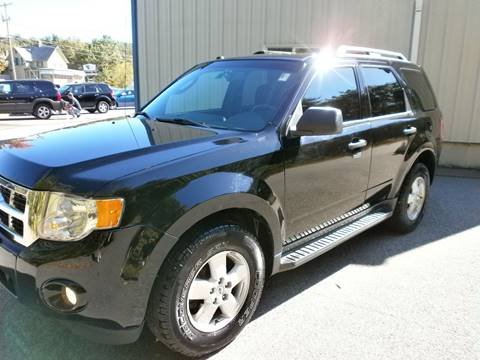 2012 Ford Escape for sale in Hooksett, NH