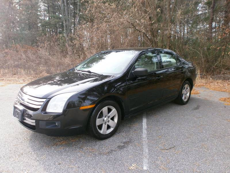 2008 ford fusion i4 se in hooksett nh leavitt brothers auto. Black Bedroom Furniture Sets. Home Design Ideas
