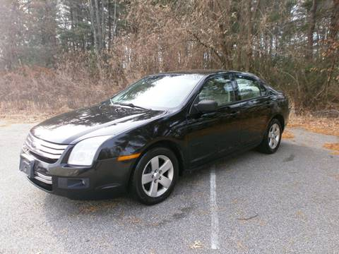 2008 Ford Fusion for sale at Leavitt Brothers Auto in Hooksett NH