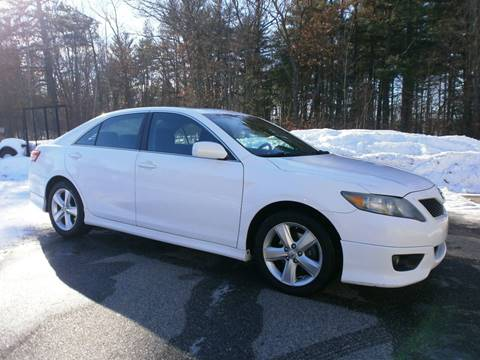2011 Toyota Camry for sale at Leavitt Brothers Auto in Hooksett NH
