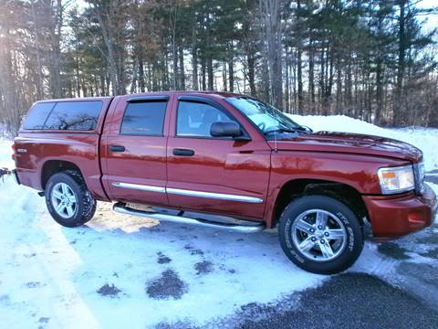 2008 Dodge Dakota for sale at Leavitt Brothers Auto in Hooksett NH