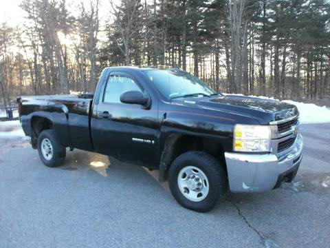 2008 Chevrolet Silverado 2500HD for sale at Leavitt Brothers Auto in Hooksett NH