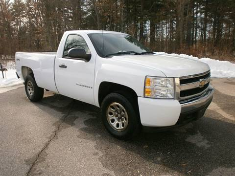 2008 Chevrolet Silverado 1500 for sale at Leavitt Brothers Auto in Hooksett NH