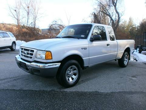 2003 Ford Ranger for sale at Leavitt Brothers Auto in Hooksett NH
