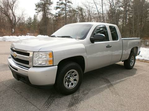 2010 Chevrolet Silverado 1500 for sale at Leavitt Brothers Auto in Hooksett NH