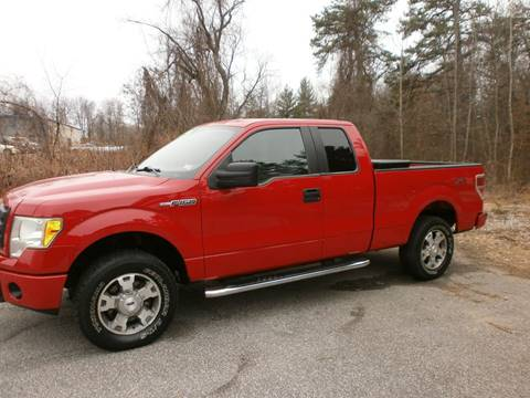 2010 Ford F-150 for sale at Leavitt Brothers Auto in Hooksett NH