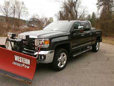 2016 GMC Sierra 2500HD for sale at Leavitt Brothers Auto in Hooksett NH