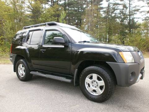 2008 Nissan Xterra for sale at Leavitt Brothers Auto in Hooksett NH