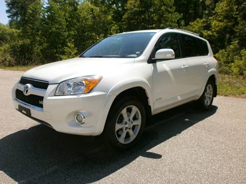 2011 Toyota RAV4 for sale at Leavitt Brothers Auto in Hooksett NH