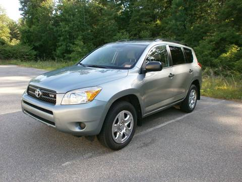 2007 Toyota RAV4 for sale at Leavitt Brothers Auto in Hooksett NH