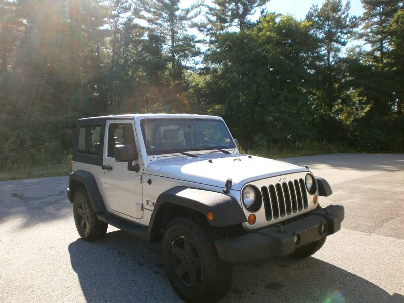 2009 Jeep Wrangler for sale at Leavitt Brothers Auto in Hooksett NH