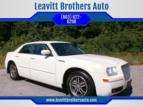 2005 Chrysler 300 for sale at Leavitt Brothers Auto in Hooksett NH