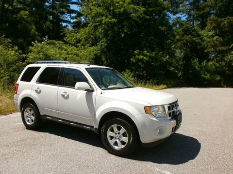 2012 Ford Escape for sale at Leavitt Brothers Auto in Hooksett NH